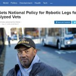 VA Administration Sets National Policy Allowing Robotic Prosthetics